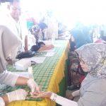 Baksos IDI Dan Klinik Mata Mojoagung  Bersama  Program Dispora Pemkab Jombang