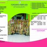 leaflet pkm Tembelang