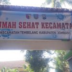Pembentukan isoter rumah sehat di wilayah kect Tembelang Jombang