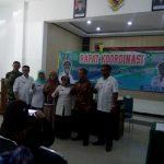 Rapat Koordinasi Pembekalan Fasilitasi Pelayanan KB