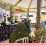 Monitoring Posyandu Jiwa desa Kedunglosari Tembelang oleh Kepala Puskesmas