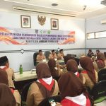 Pelantikan dan pengukuhan Majelis Pembimbing ( MABI ) dan pimpinan Saka Bhakti Husada ( SBH ) tingkat cabang dan ranting  kabupaten Jombang tahun 2019