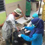Monitoring sanitasi lingkungan puskesmas